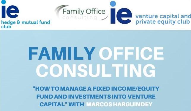 Presentación de Family Office Consulting en el IE